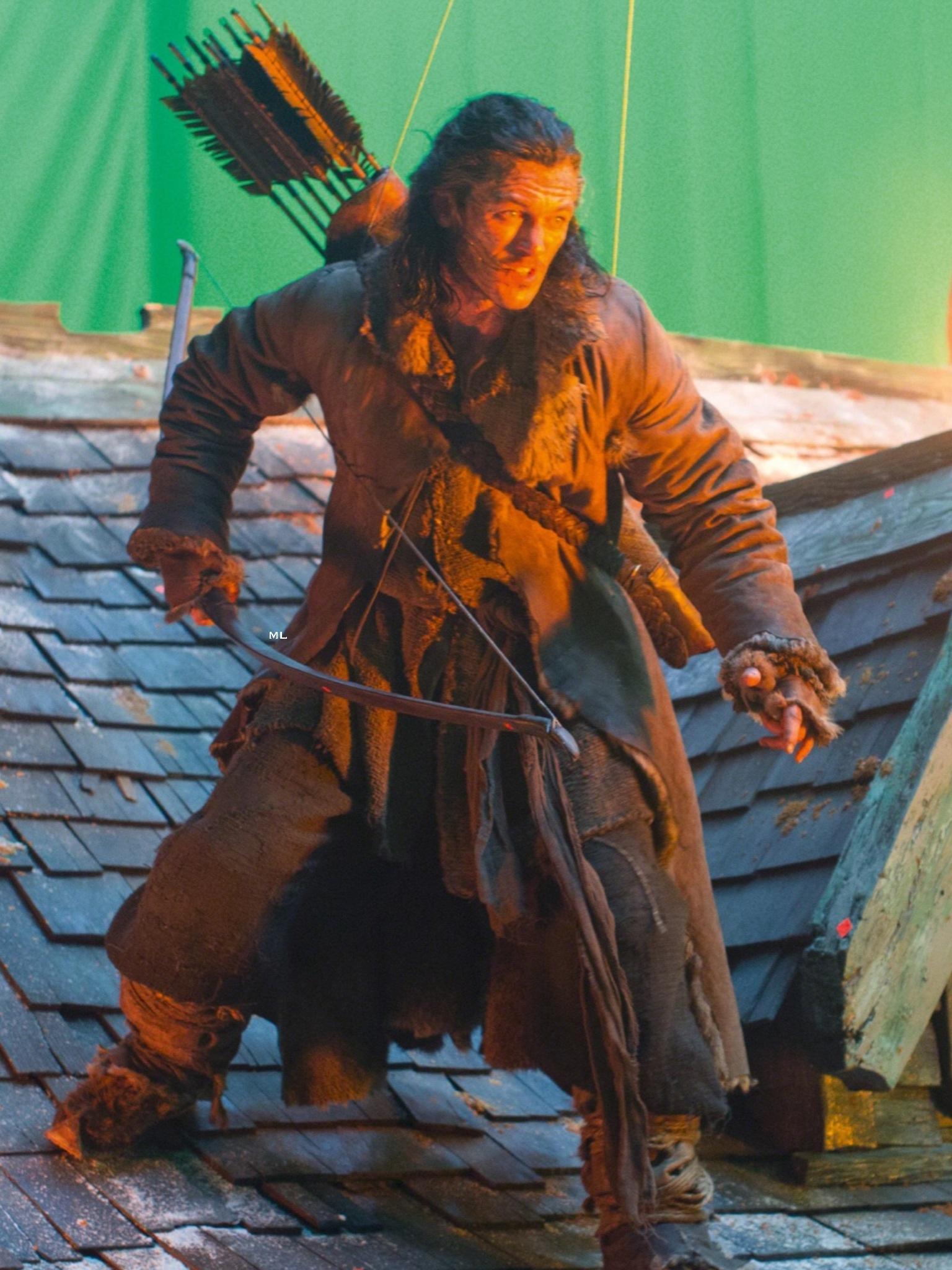 Luke Evans Der Hobbit