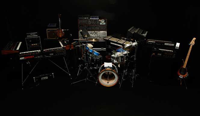 YMOが実際に使用していた楽器を当時のままにセッティング、実際のサウンドも聴くことができる『YMO楽器展 2014』が東京ビッグサイトにて開催中です。 http://t.co/nL05bcWLwV http://t.co/OOcMMRdhLq