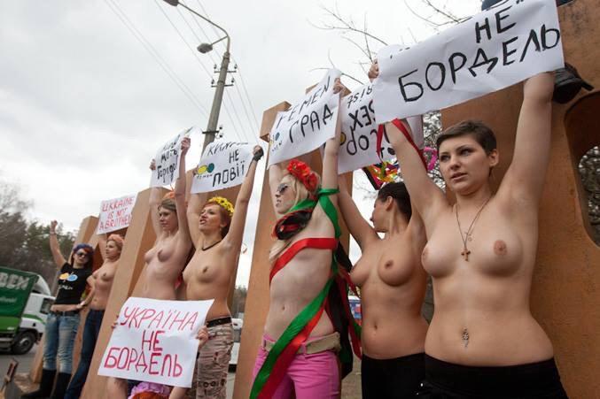 Голые Шлюхи Украины