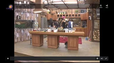 #BB8 #BiggBoss8 #D62 #livefeed  #parineet is saying #Ali is not taking food from yesterday. http://t.co/P4IPef54kg