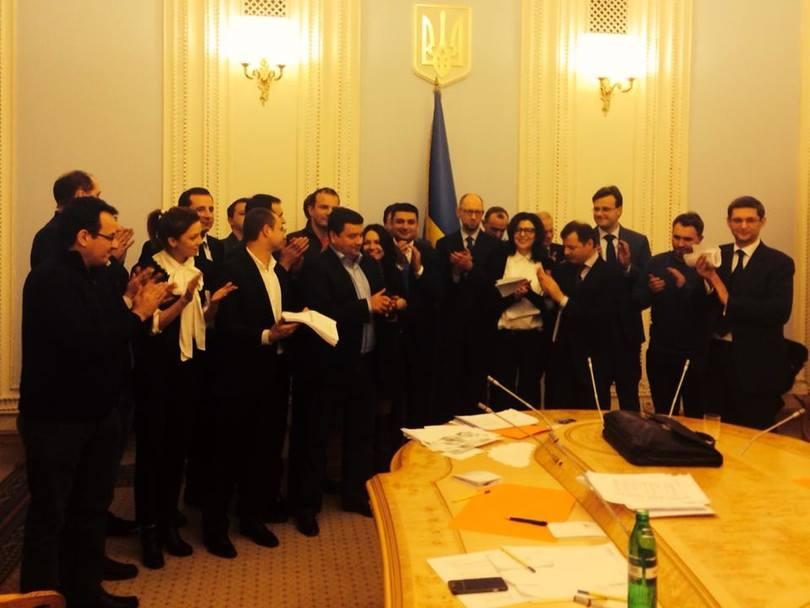 Яценюк: У нового большинства в Раде есть 300 голосов - Цензор.НЕТ 8976