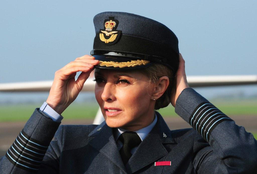 RT @AntonyLoveless: 'Well done, Ma'am!' Congrats to hon Grp Capt. @carolvorders, Ambassador for the RAF Air Cadets http://t.co/1UcXzl4sQD h…