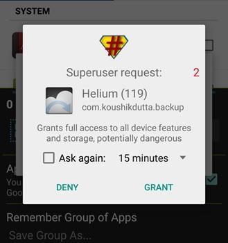 Beta supersu V2 27 download