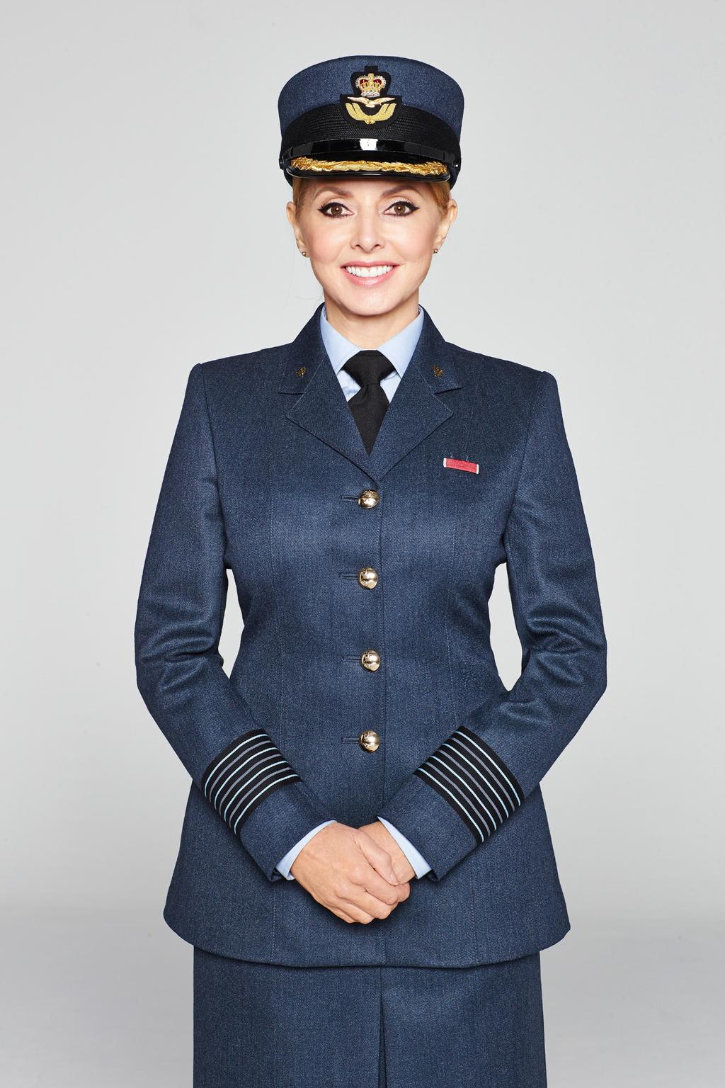 RT @JohnNicholRAF: Huge congrats to Group Captain @carolvorders - 1st Female Honorary Ambassador 4 RAF Air Cadets @ComdtAC @aircadets http:…