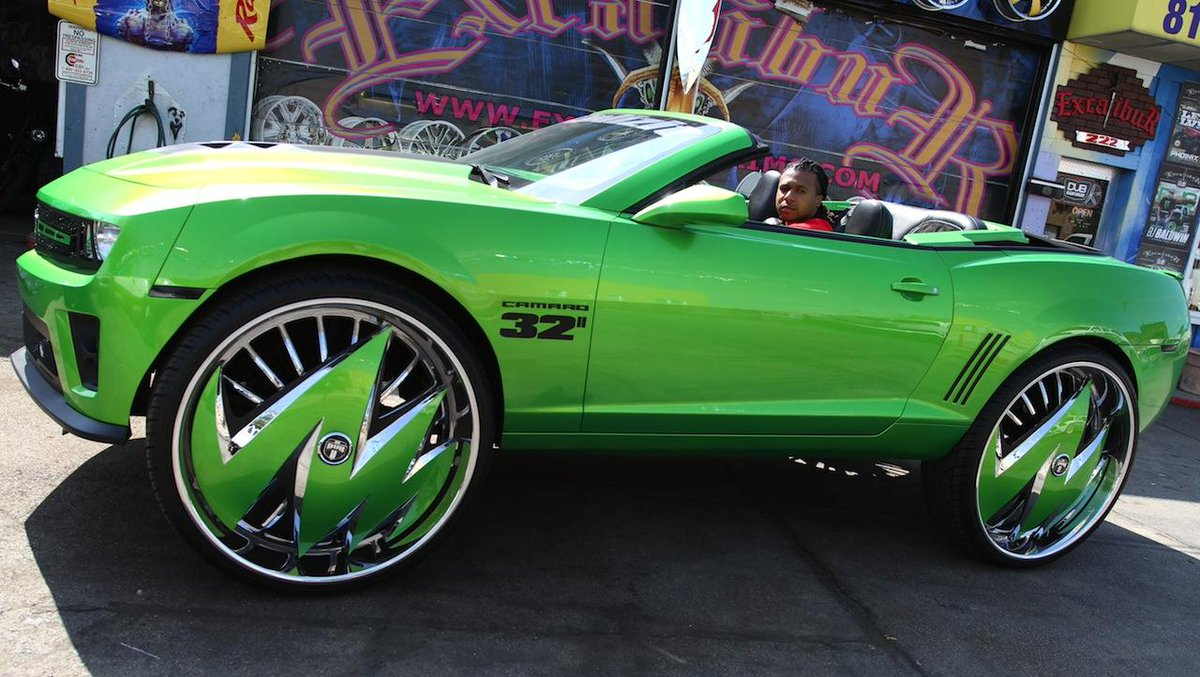 Barcroft Cars On Twitter Custom Camero Worth Has Inch - Cool cars for 60000