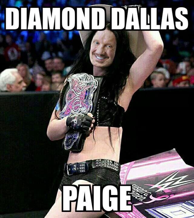 Pro Wrestling Memes On Twitter Ddp Diamond Dallas Paige Oo