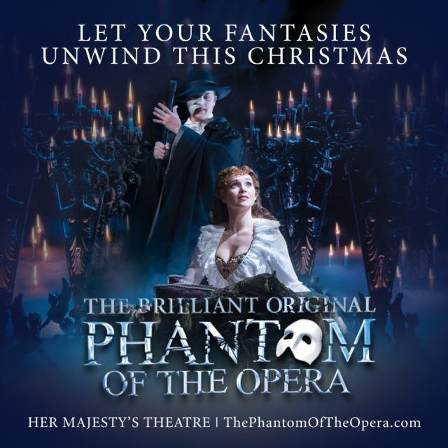 WIN TICKETS to #PhantomLondon - Just follow & RT to enter! Winners picked at 5pm! #LetYourFantasiesUnwind T&Cs apply http://t.co/AZaGkrsRQp