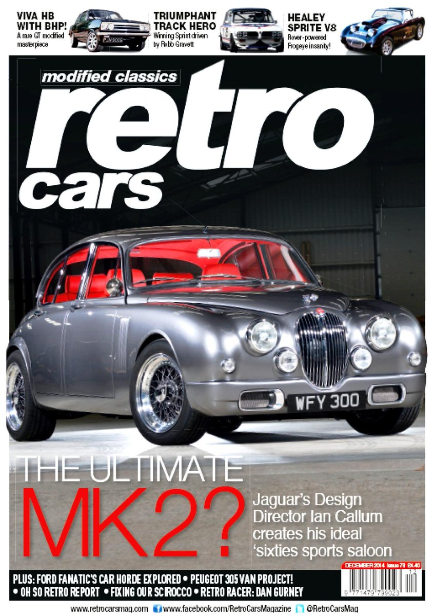 Retro Cars Magazine on Twitter: \