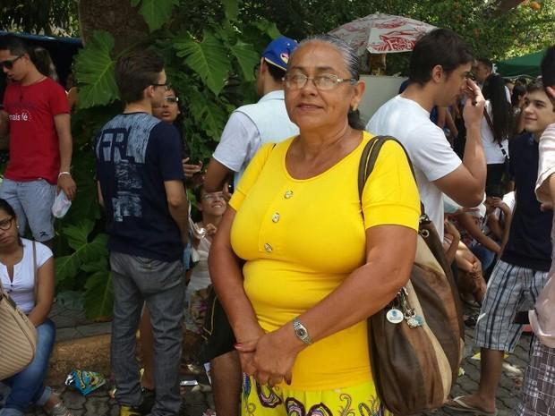 Mulher de 54 anos faz Enem pela 10ª vez porque 'gosta da prova' http://t.co/z2RGOC4bed #enem #enem2014 #G1 http://t.co/WPmrqlOO47