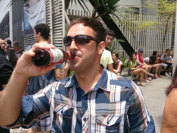 Candidato aposta em cerveja para ir bem no Enem: 'Pra melhorar as ideias' http://t.co/LoyXlAVtRl #enem #enem2014 #G1 http://t.co/2bnGQCUffX