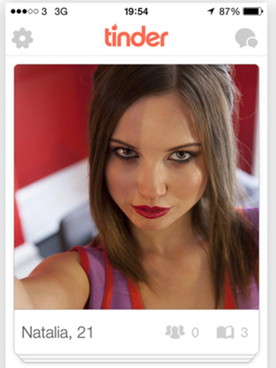 Tinder Fake Profil