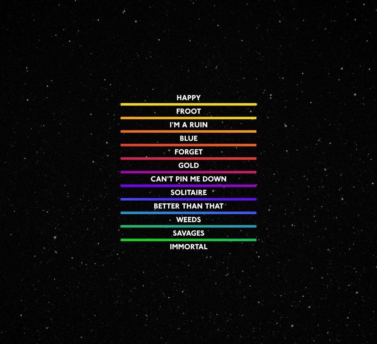"Marina & the Diamonds >> álbum ""FROOT"" B2BxlIkIMAA6cu2"