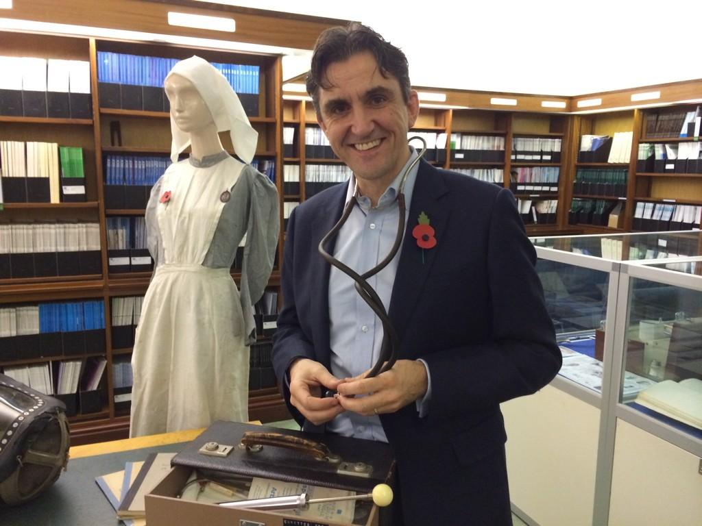 Call the Midwife star @StephenMcGann is with us on @BBCBreakfast this am talking archives... http://t.co/BWzeH4fF16