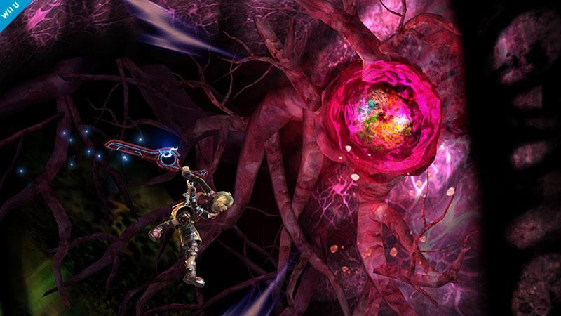 """(つづき)WiiU版で追加される""""マスターフォートレス""""だけは、ひとり用にのみ登場します。 心臓のようなコアを叩くべし。"""