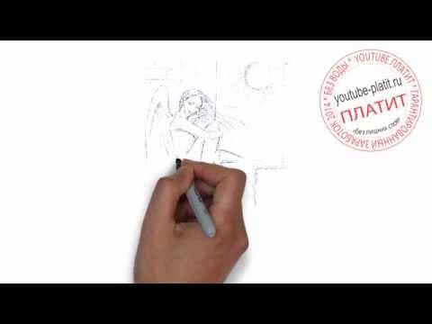 картинки рисовать карандашом для лд
