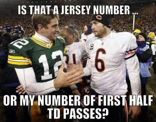 I'll just leave this here. #GBvsCHI http://t.co/1PmtBK3n4l