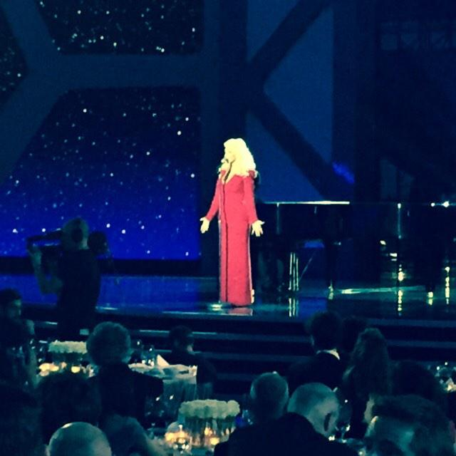 Christina Aguilera - Breakthrough Prize Awards