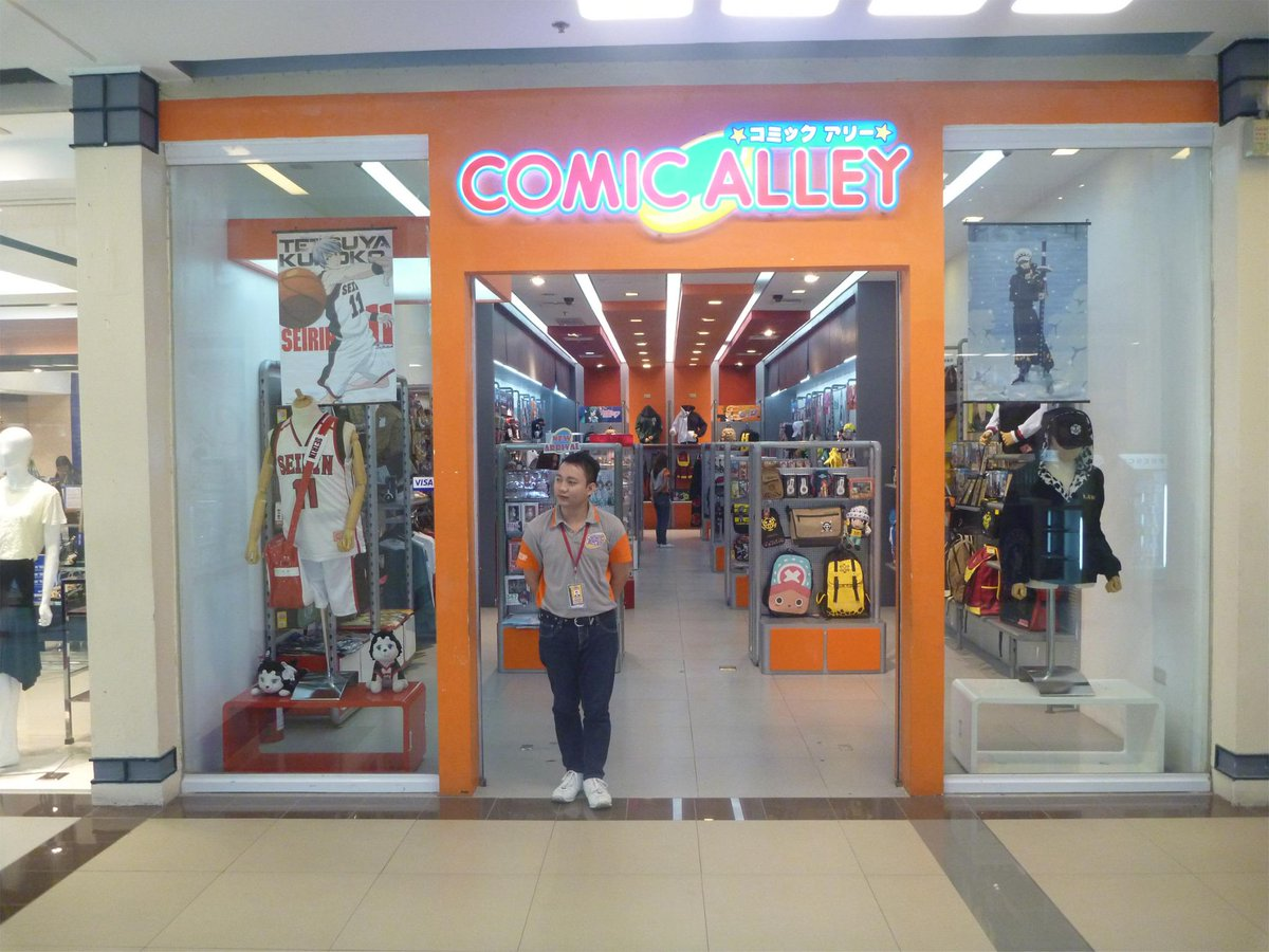 Comic Alley on Twitter:
