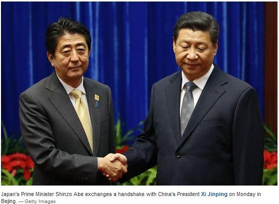 Chinese Internet users FTW. #APEC2014 http://t.co/6wFDvhlaNv