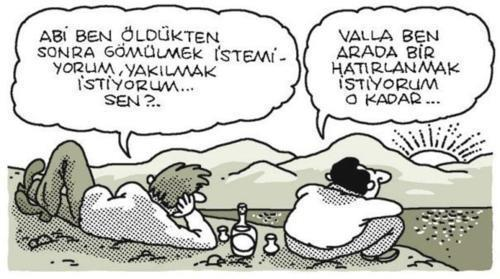 Karikatür - Cover