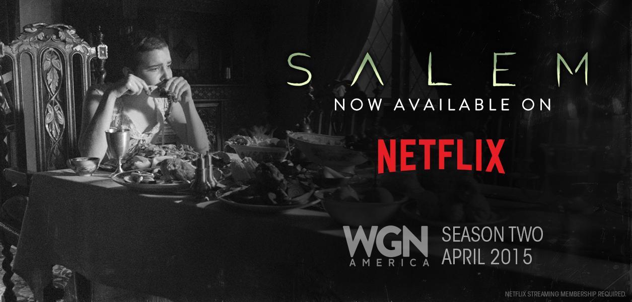 Salem - Is Salem on Netflix? - Netflix TV Series