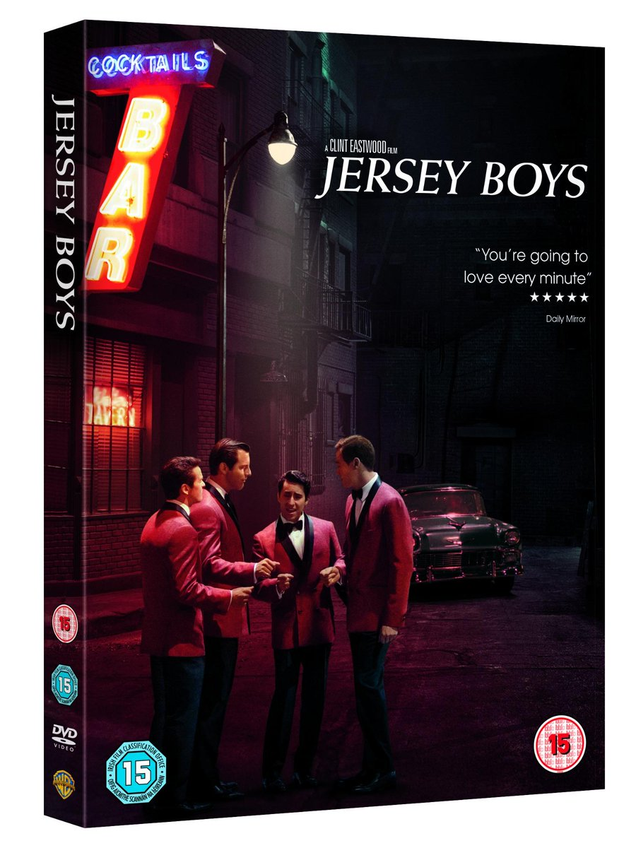 Follow and RT for a chance to win 1 of 5 copies of the #JerseyBoysMovie on DVD! Ts&Cs: http://t.co/ps7Ufmfba9 http://t.co/ptiVDDlUOe
