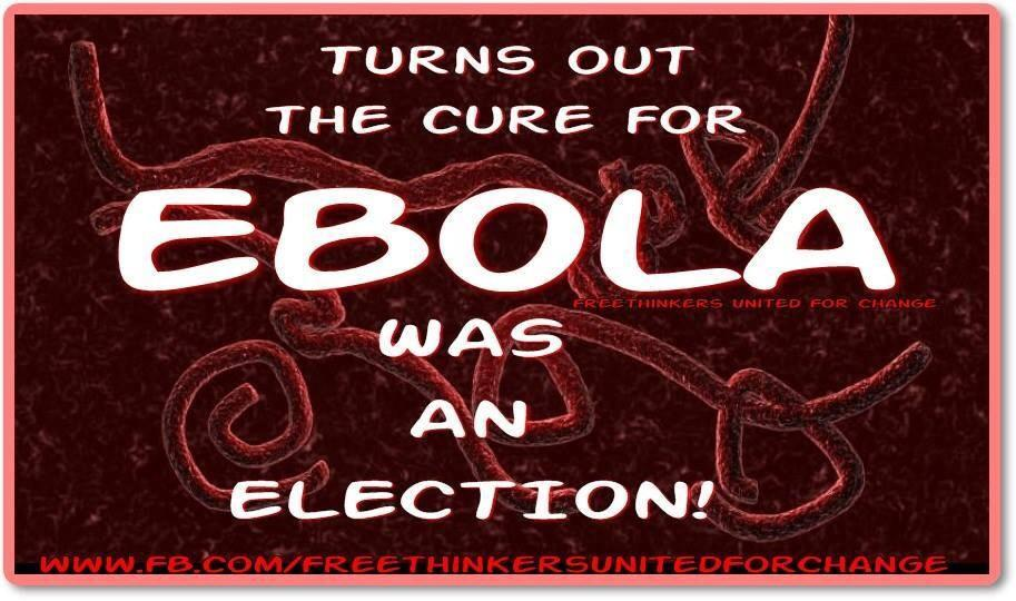 """""""@nhdogmom: Ebola disappeared when ScottBrown defeated mT @Bipartisanism: http://t.co/xB3kXIRdWj http://t.co/o91DMUt38H #nhpolitics"""" @robeni"""