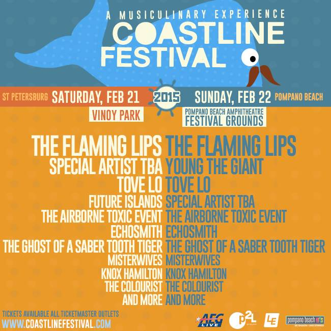 TATE at Coastline Festival