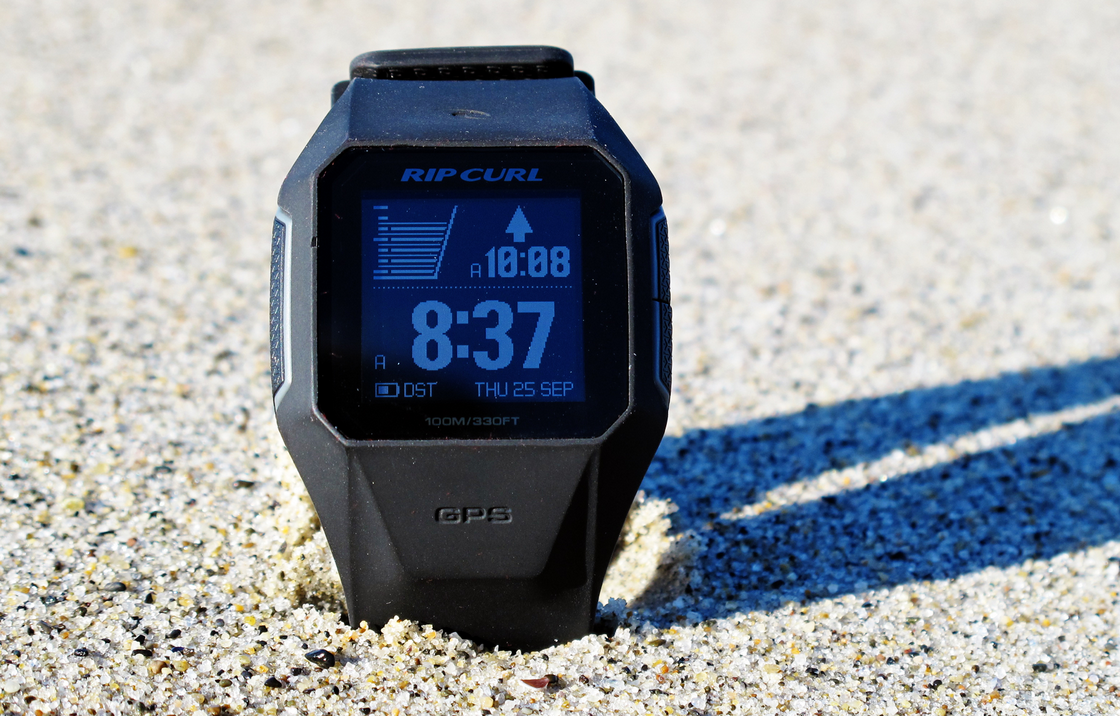 40ad99a7f694 rip curls new gps watch can measure exact coordinates paddle distance waves  ridden top speed surf