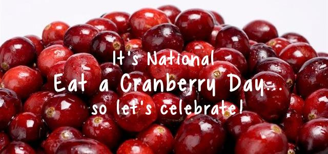 A3. Eat a Cranberry Day (Nov 23), Look on the Bright Side Day (Dec 21), Peculiar People Day (Jan 10) #MillennialMon http://t.co/wmJVf90iZS