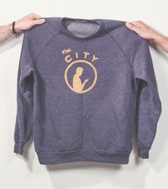 ha, this sweatshirt is pretty spot on. people in sf = always on our phones http://t.co/G1CobCQ1Ml http://t.co/2XTMzIP3Os