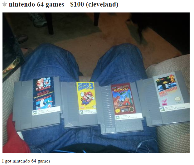 axel furry on twitter abttp found some rare n64 games on