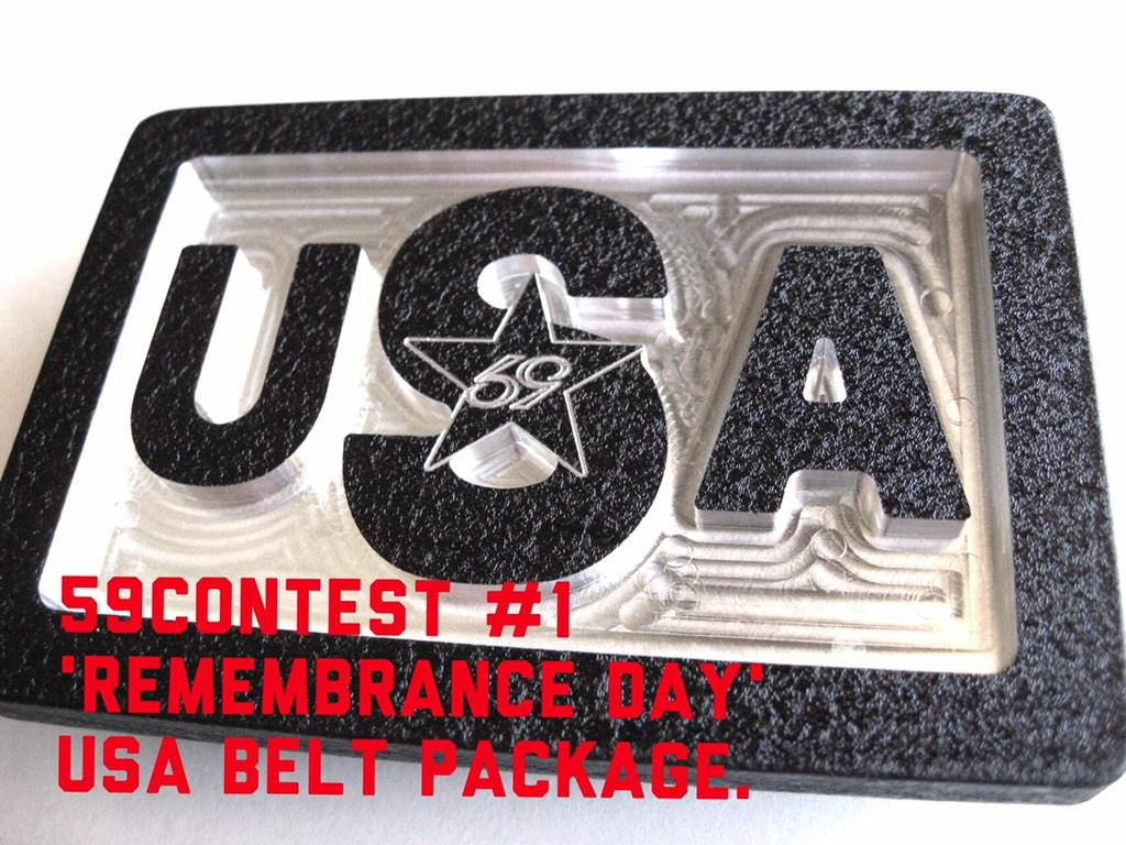 Contest #1 - Inc leather belt and bag. ReTweet to enter - **Must follow to be eligible to win. #59ContestExtravaganza http://t.co/xK6VLjUfNm