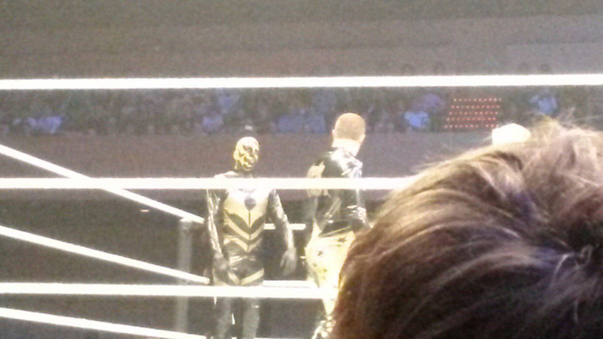 The awesome @goldust http://t.co/lDypbYfPCW