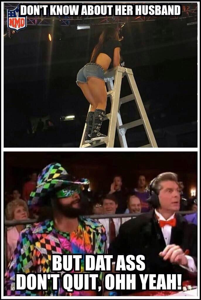 "WrestleZone.com on Twitter: ""OHHHH YEEAAAAHHH AJ Lee LOL #Raw http ..."