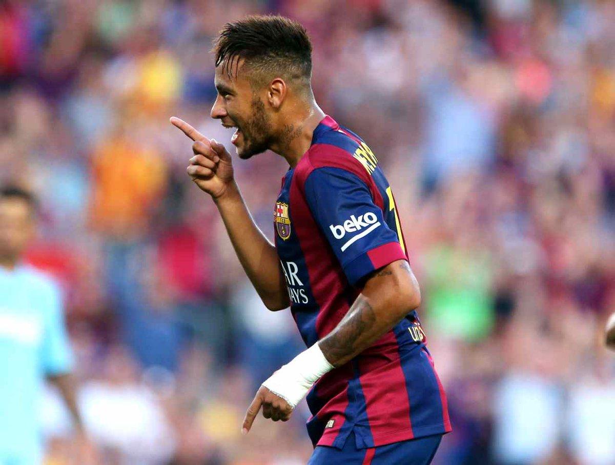 Sabia que  NeymarJr superou a sua própria marca no Campeonato Espanhol  ( LaLiga) 042c4ac14dc2f