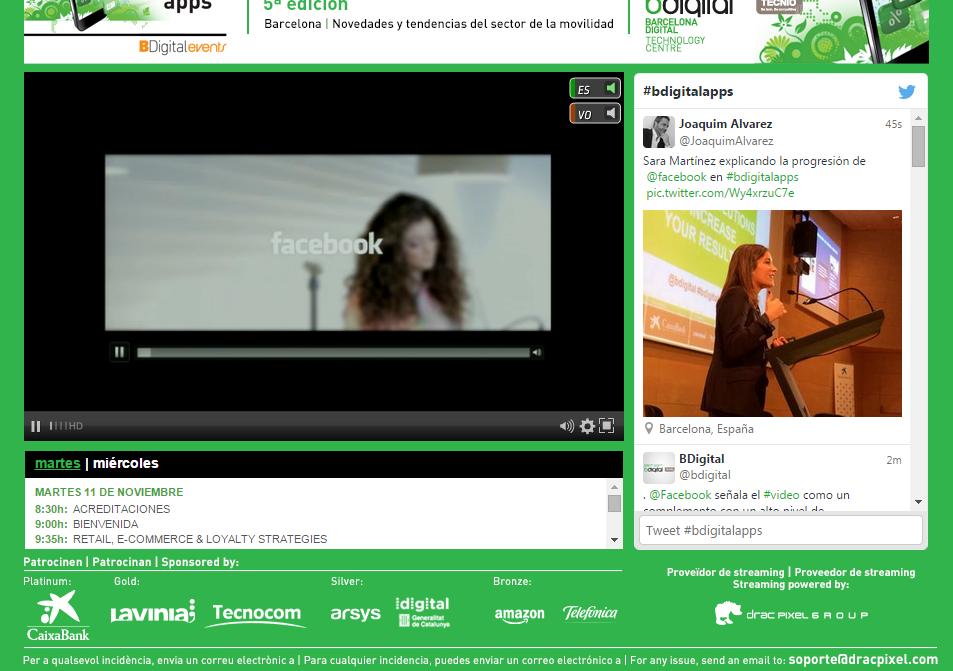 "Gràcies Josep! ""@josepfigols: Seguint #bdigitalapps via streaming. Molt bé a primera hora @santisanchez http://t.co/vfaQqb6fcP"""