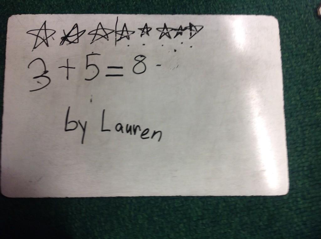 #mtgr1 3+5=8 by Lauren http://t.co/UOBPH2fhQg