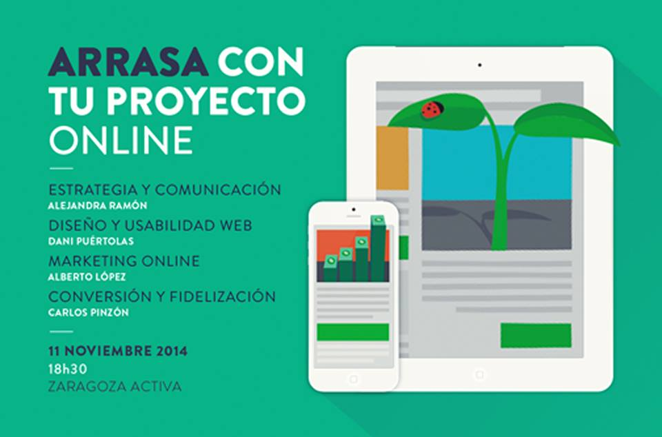 Thumbnail for Arrasa con tu proyecto online_ Wanatop en Zaragoza Activa