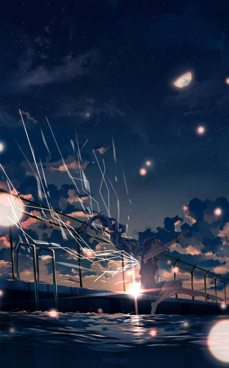 夜明けと蛍 / full size.movie ver. http://t.co/MI4Qmx8RyI
