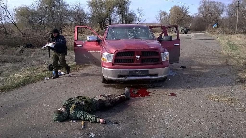 Четверо тяжелораненых украинских бойцов освобождены из плена, - Билозир - Цензор.НЕТ 8793
