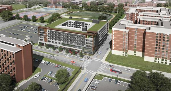 Howard University, partners pitch big mixed-use building north of U Street corridor http://t.co/IU2tuxzQCt http://t.co/yexhflMzV5