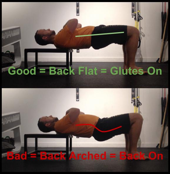 Resultado de imagen de hip thrust mistakes