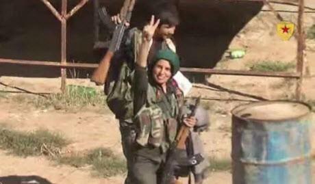 """David Feeney on Twitter: """"56 day siege, #YPG commander in #Kobane ..."""
