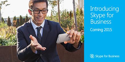 The experience you love and security you trust are coming together. Meet #SkypeforBusiness - http://t.co/JPWdp3vMx3 http://t.co/Z1BFLY7lOl