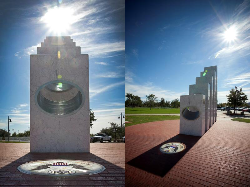 Once a Year at 11:11 am the Sun Shines Perfectly on this Memorial http://t.co/mjSE94ybHG http://t.co/IOAJmEISmO