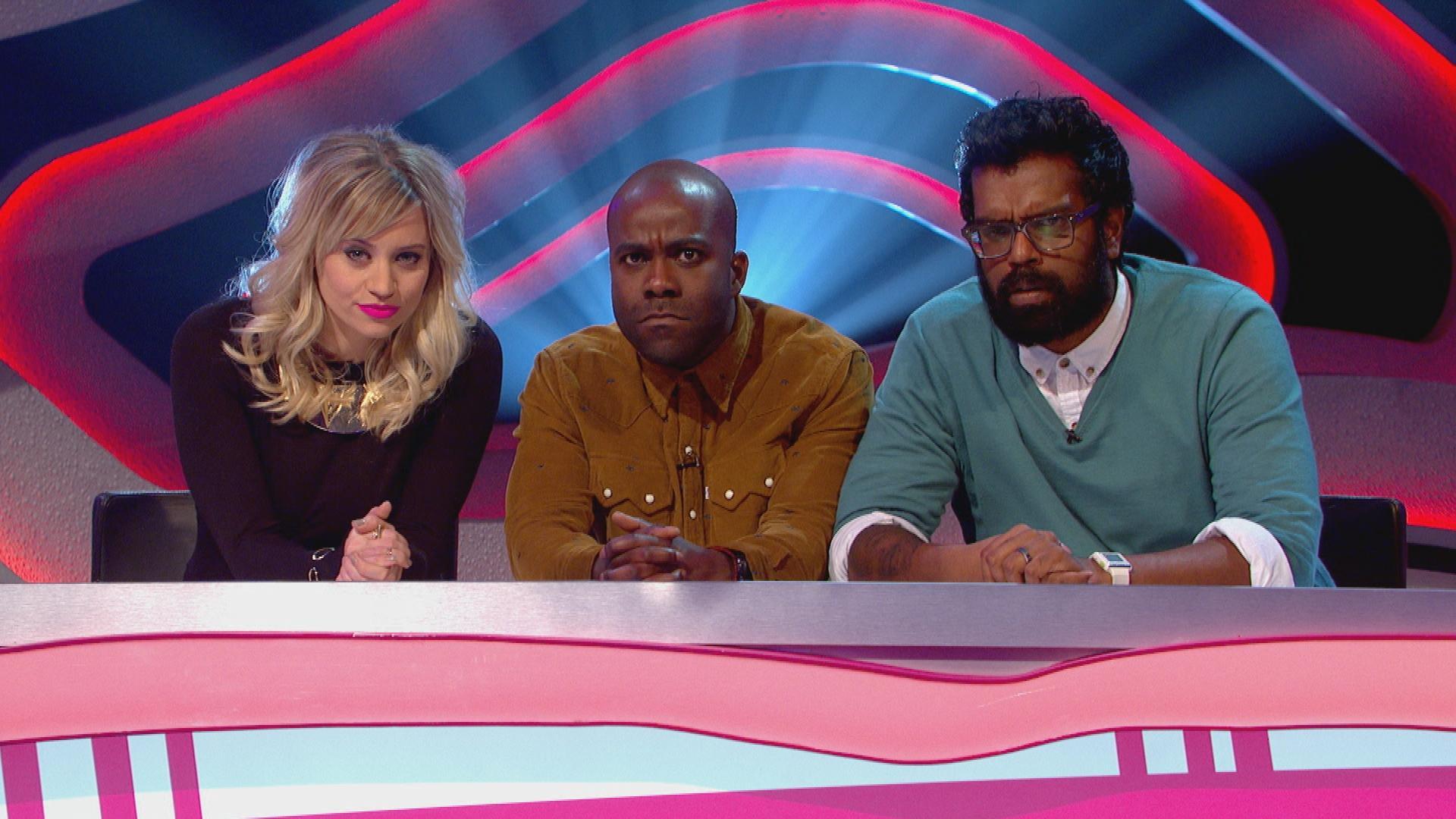 RT @BBCSweat: Check out @KimberlyKWyatt @Melvinodoom  & @RomeshRanga getting sweaty on @bbcthree tomorrow night at 10pm! @BBCSweat http://t…