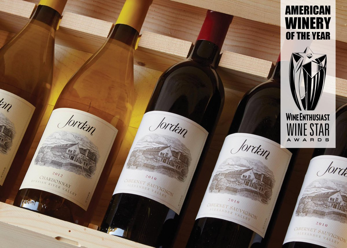 We're happy to announce that @WineEnthusiast has named us American Winery of the Year. http://t.co/eah7QuPahB http://t.co/WUItksKRhp