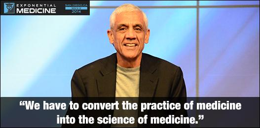 """We have to convert the practice of medicine  into the science of medicine."" @VKhosla @KhoslaVentures #xmed http://t.co/eb8OQoNJJp"