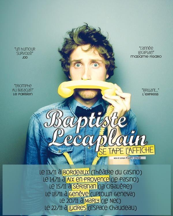 Lecaplain :